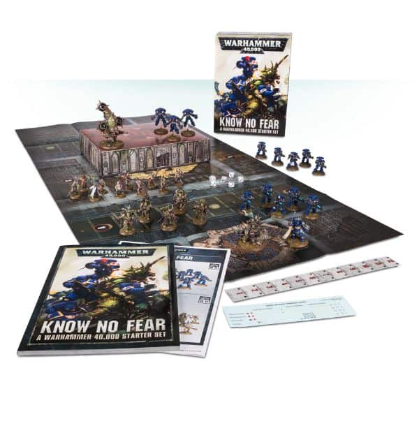 Know No Fear Box Set