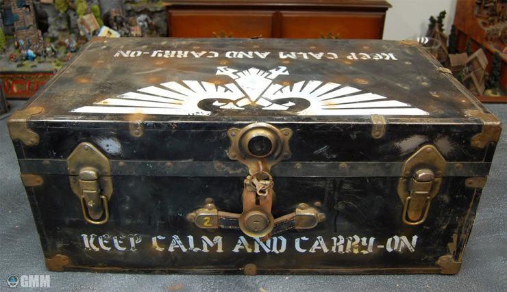 atc keep calm carry on GMM