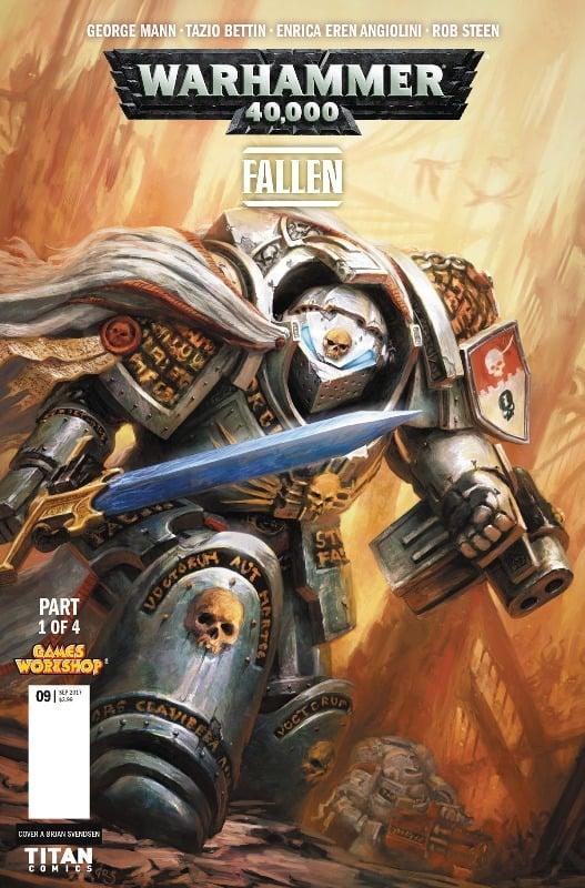 fallen     comics spikey bits