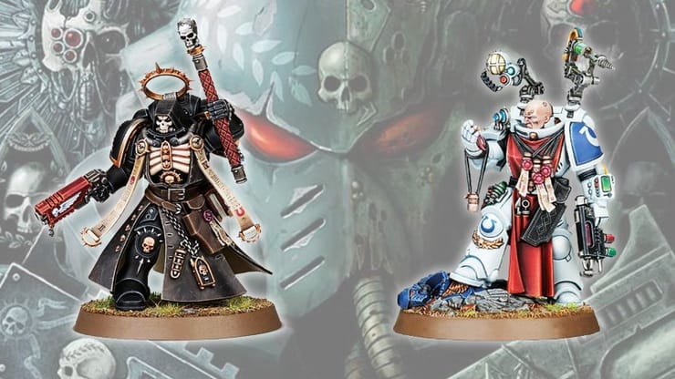 Are the Primaris Chaplain & Apothecary Worth It? - Spikey Bits