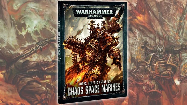 Chodex Chaos Space Marines Post