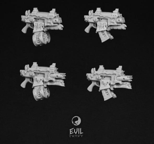 Combi carbine x4