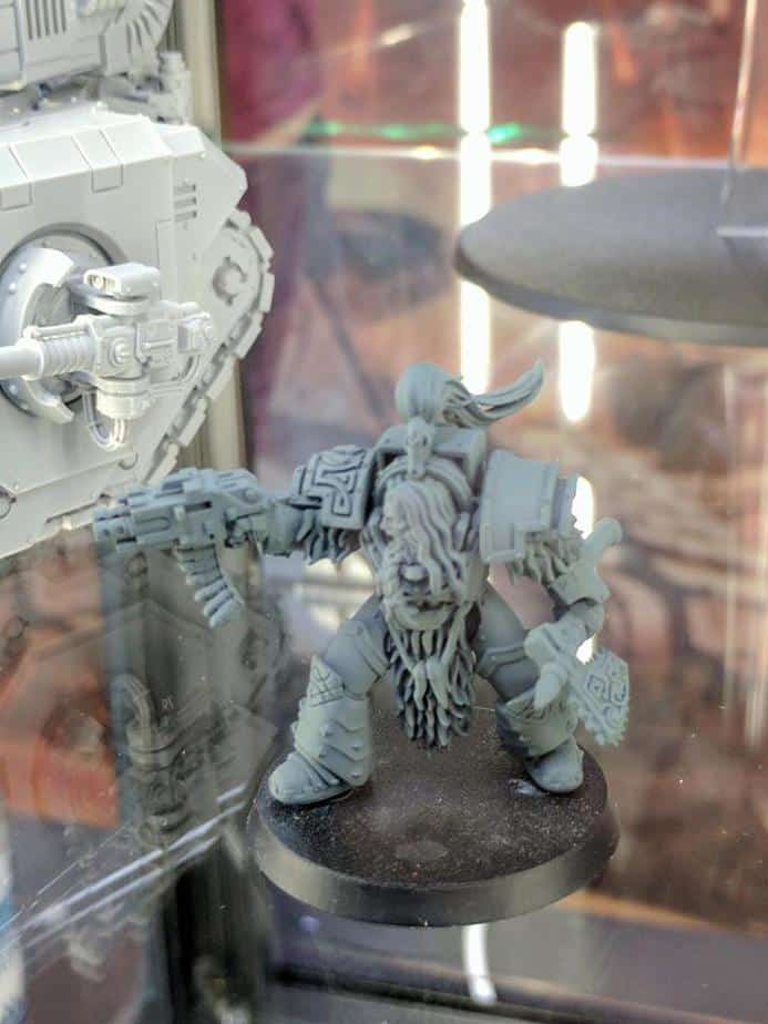 FW Open Day Space Wolves