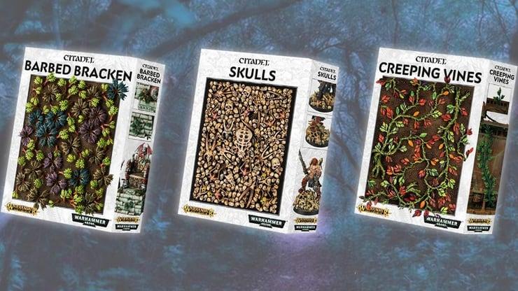 GW Hobby Terrain Kits Post