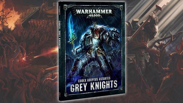 Grey Knights Codex Post
