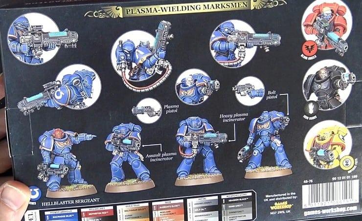 Hellblaster Box