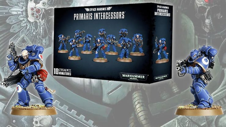 Primaris Intercessors Box Post