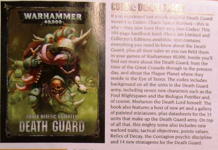 death guard codex pdf download