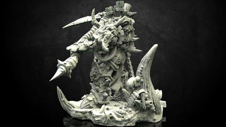 New Typhus Alternative Model From Wargame Exclusive - Forum