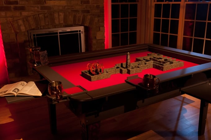 Ultimate Gaming Table 1