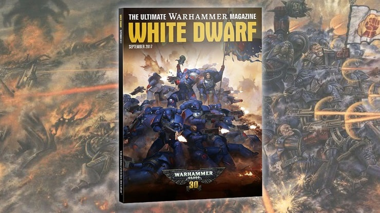 White Dwarf Sept 2017 Post