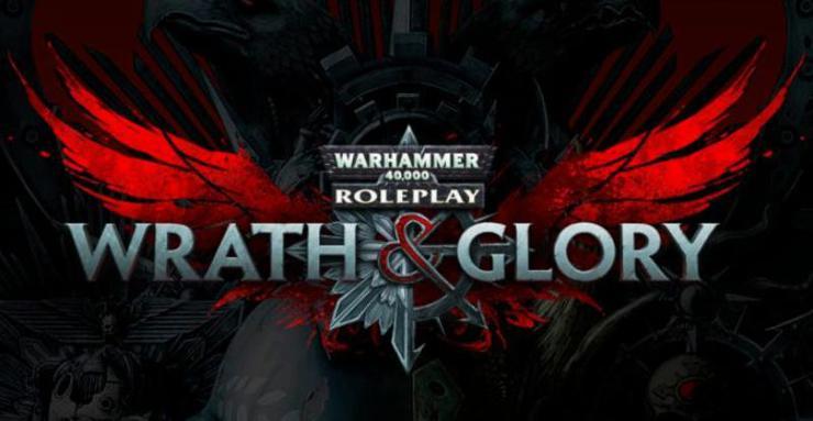 Wrath & Glory RPG 40k Wal Hor