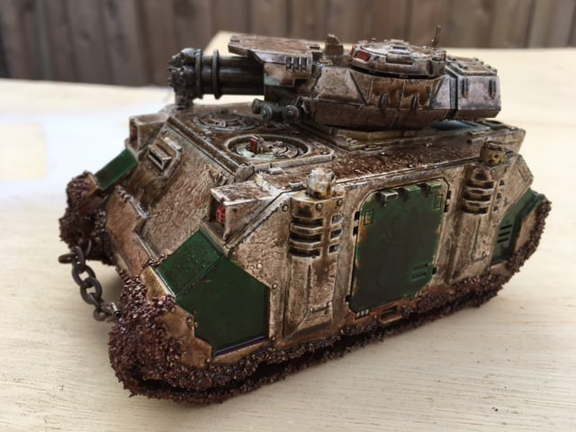 A Dipper's Guide For Fast Death Guard Goodness - Spikey Bits