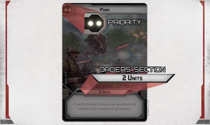 star wars legion command card
