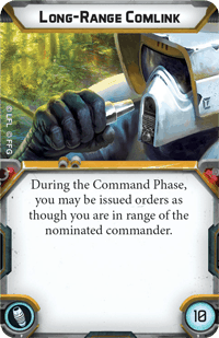 star wars legion upgrade long range comm