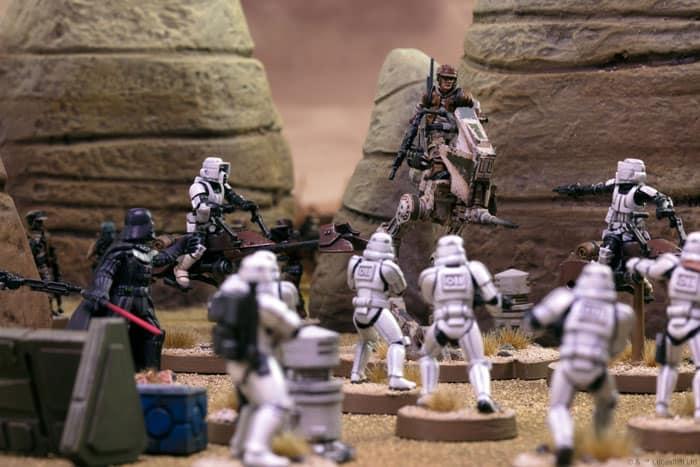 walker Star Wars Legion