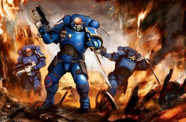 The Armor Of The Primaris Mark X Armor Lore Spikey Bits