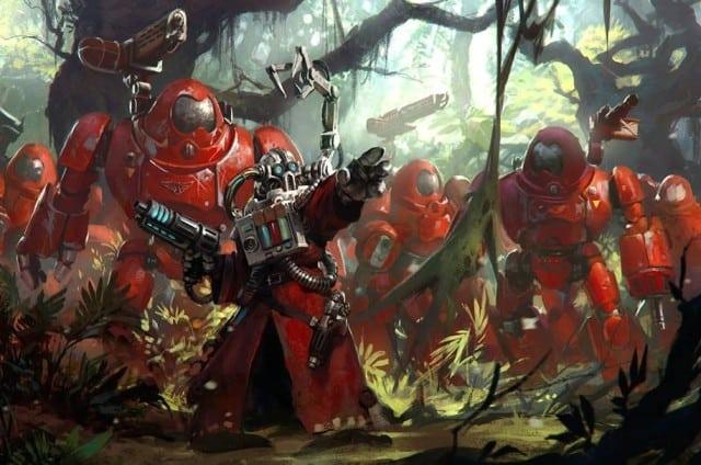 Adeptus Mechanicus battle bots