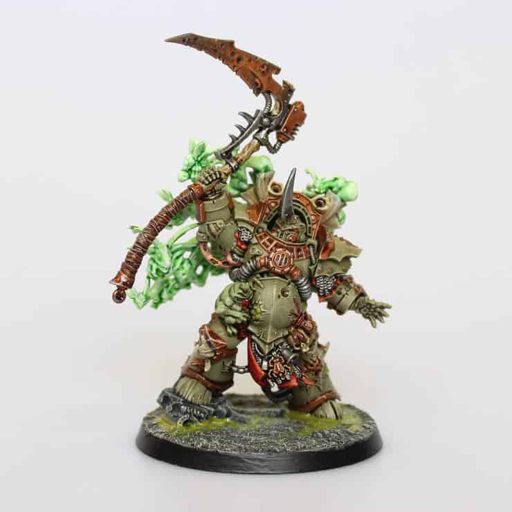 Army Showcase DG Typhus