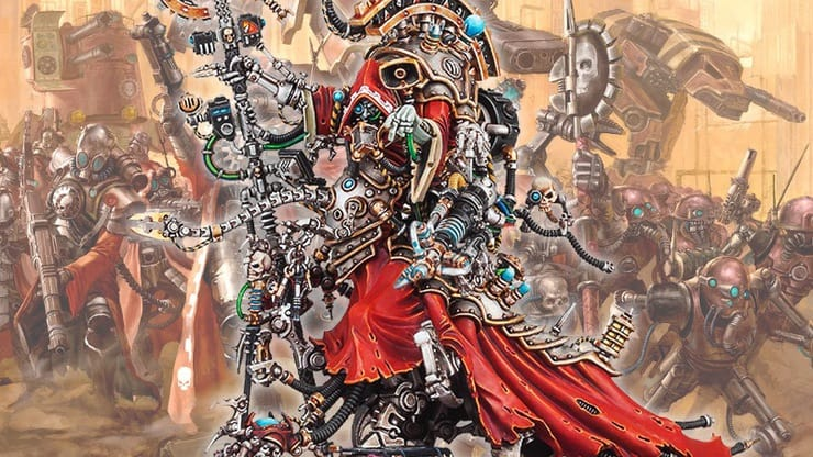 Belisarius Cawl Post