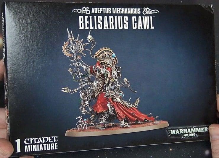 Belisarius Cawl box