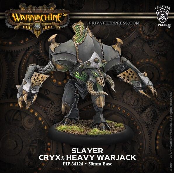 Cryx Slayer