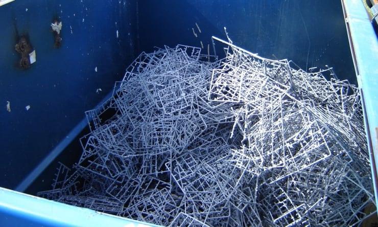 sprue dumpster trash warhammer 40k