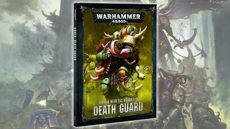 Death Guard Codex Post