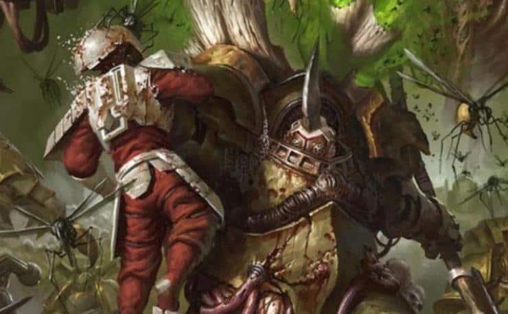 Death Guard Typhus Wal Hor