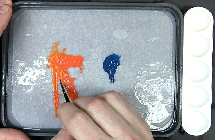 Everlasting wet palette Paint