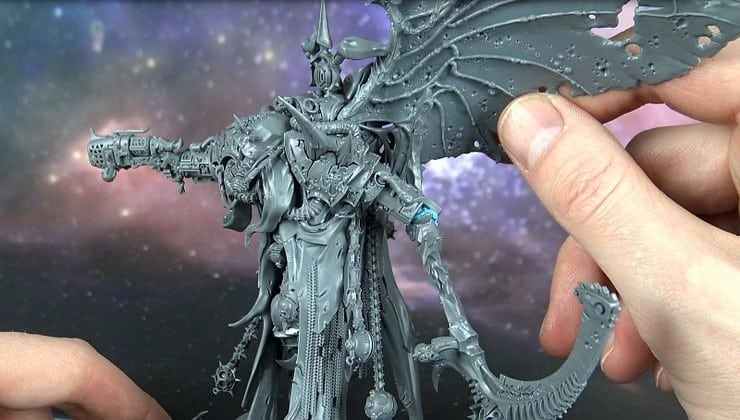Mortarion wings