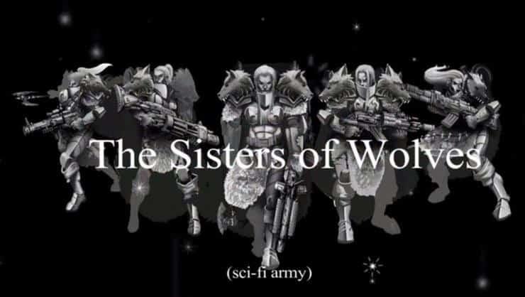 Plastic Sisters Wolves KS