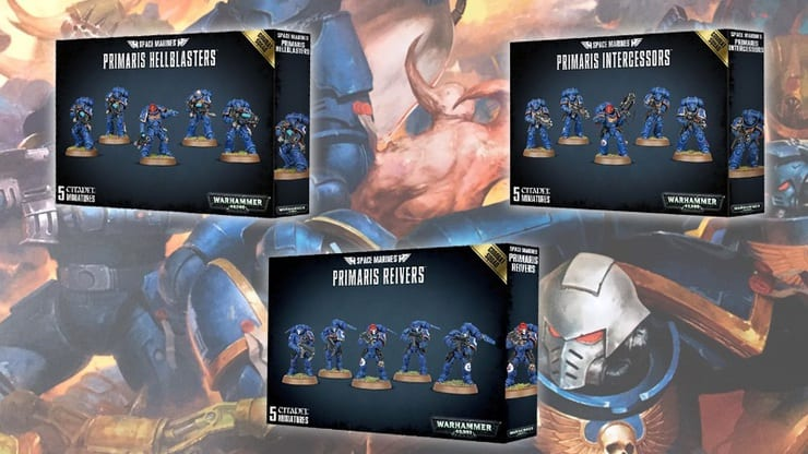 Primaris Combat Squads Post