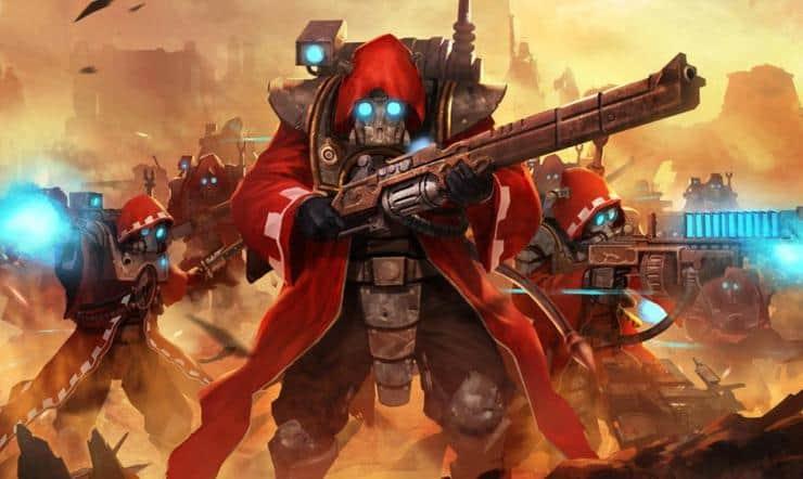 Skitarii Adeptus Mechanicus Wal Hor Warhammer 40k Kill Team Rules LATEST