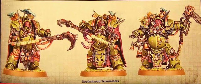 Deathshroud Terminators Rules Pdf