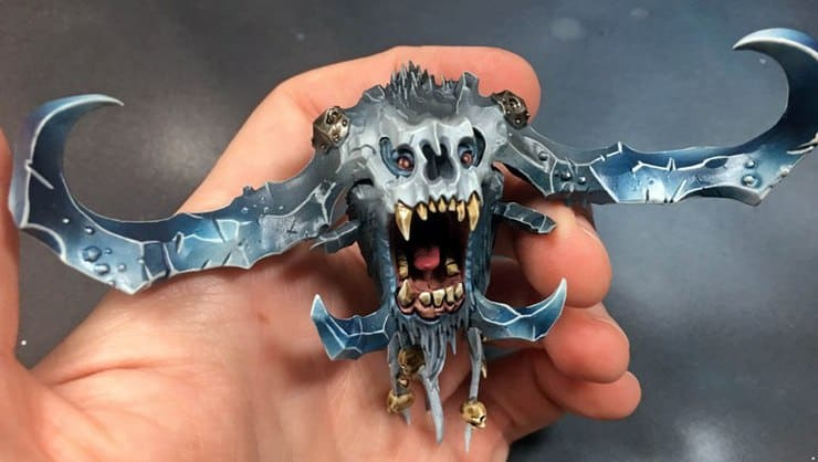 hor frostlord beastclaws