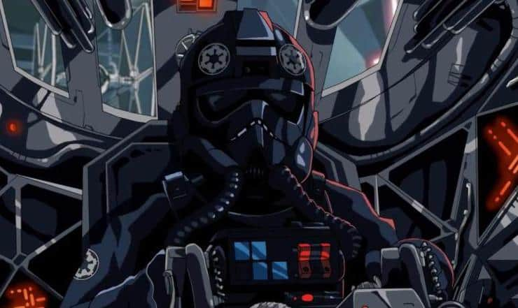 tie pilot wal hor