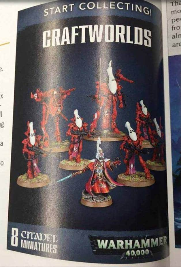 Eldar Start Collecting