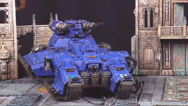 Astartes Super Heavy Tank