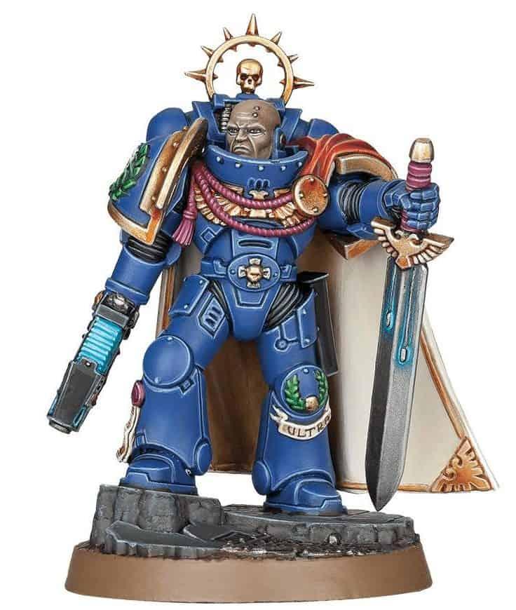 Brother Captain Tassarius