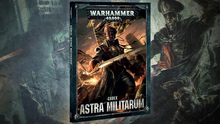 Codex Astra Militarum Post