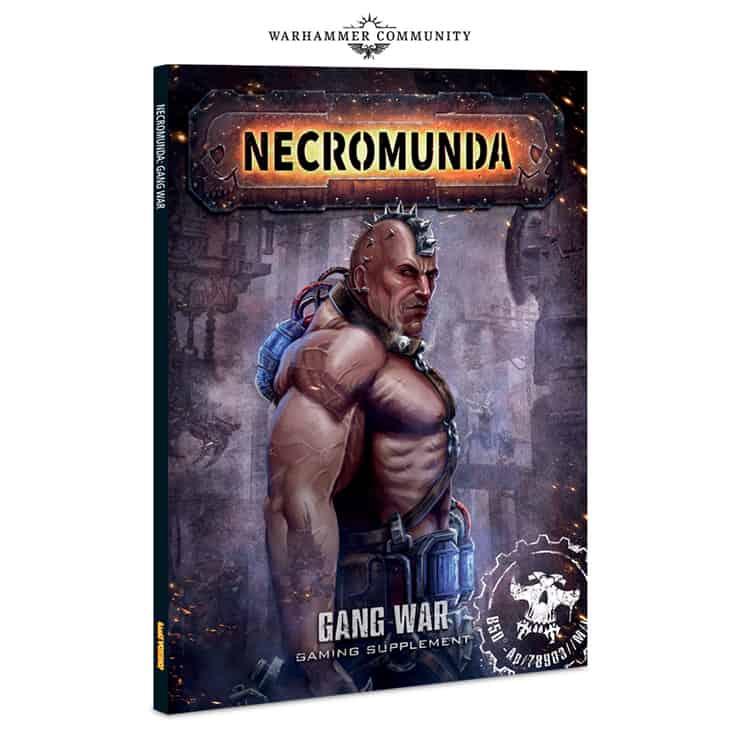 Necromunda Cover