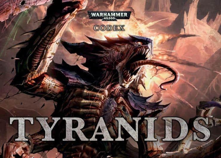 Tyranids Codex