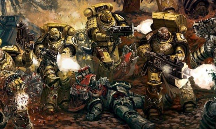 Warhammer 40,000 Wal Hor