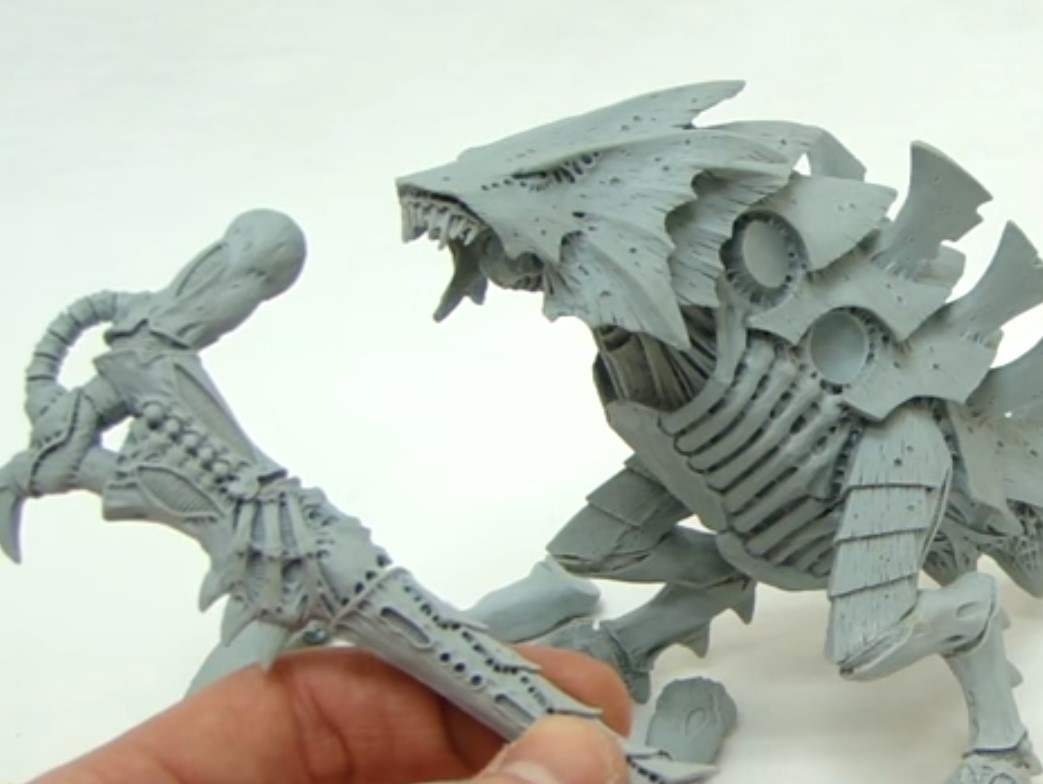 Tyranids Flashback: Hierodule Lords of War Review - Spikey Bits