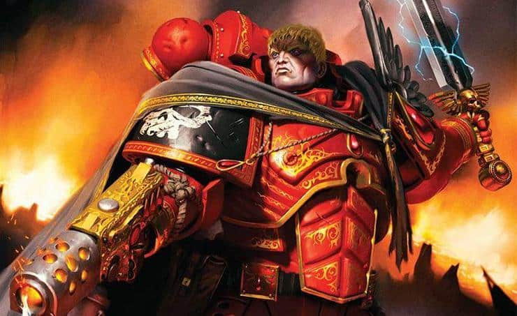 blood angels hor wal