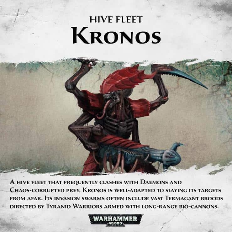kronos tyrnaids