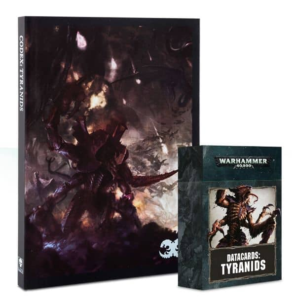 New Tyranid & Holiday Releases: REVEALED Spikey Bits