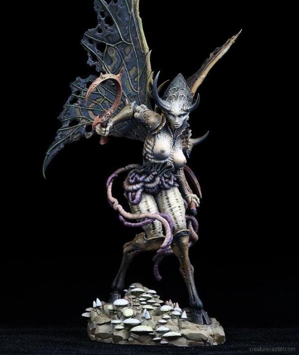 Lady of Anguish main