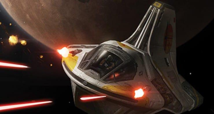 Phantom II x-wing
